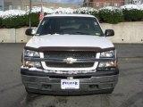 2005 Summit White Chevrolet Silverado 1500 LS Crew Cab 4x4 #1149733