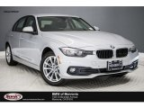 2017 Glacier Silver Metallic BMW 3 Series 320i Sedan #119435958