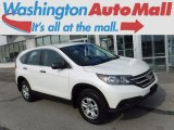 2014 White Diamond Pearl Honda CR-V LX AWD #119435825
