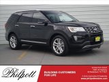 2016 Shadow Black Ford Explorer Limited #119464062