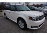 2017 Ford Flex White Platinum