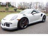 2016 Porsche 911 GT3 RS Data, Info and Specs