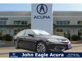 2017 Crystal Black Pearl Acura ILX Technology Plus A-Spec #119480904