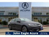 2017 Modern Steel Metallic Acura ILX Technology Plus A-Spec #119480902