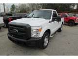2015 Oxford White Ford F250 Super Duty XL Regular Cab #119481135