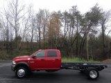 2017 Ram 4500 Tradesman Crew Cab 4x4 Chassis