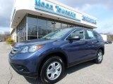2014 Twilight Blue Metallic Honda CR-V LX AWD #119481093