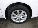 Nissan Versa Wheels and Tires