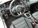 Volkswagen Golf GTI Interiors