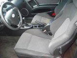 2003 Hyundai Tiburon Tuscani 2.7 Elisa GT Supercharged Black Interior