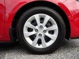 Kia Rio Wheels and Tires