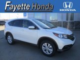 2013 White Diamond Pearl Honda CR-V EX AWD #119526077