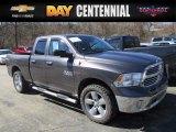 2015 Granite Crystal Metallic Ram 1500 Big Horn Quad Cab 4x4 #119525844