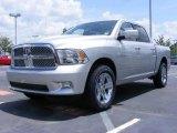 2009 Bright Silver Metallic Dodge Ram 1500 Sport Crew Cab #11892226