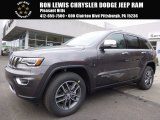 2017 Granite Crystal Metallic Jeep Grand Cherokee Limited 4x4 #119553342