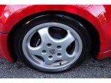 Porsche 911 1992 Wheels and Tires