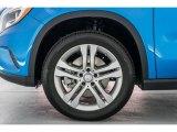 Mercedes-Benz GLA 2017 Wheels and Tires