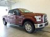 2017 Bronze Fire Ford F150 XLT SuperCrew 4x4 #119553154