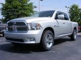 2009 Bright Silver Metallic Dodge Ram 1500 Sport Crew Cab #11892204