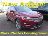2015 Ruby Red Metallic Lincoln MKC AWD #119553361