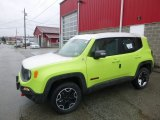 2017 Hypergreen Jeep Renegade Trailhawk 4x4 #119577087