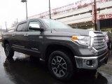 2016 Magnetic Gray Metallic Toyota Tundra Limited CrewMax 4x4 #119577210