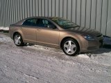 2008 Amber Bronze Metallic Chevrolet Malibu LT Sedan #1189462