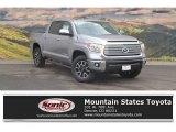 2017 Silver Sky Metallic Toyota Tundra Limited CrewMax 4x4 #119576920