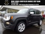 2017 Black Jeep Renegade Limited 4x4 #119604321