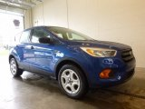 2017 Lightning Blue Ford Escape S #119604055