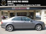 2010 Sterling Grey Metallic Ford Fusion SEL V6 #119603026
