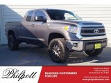 2014 Magnetic Gray Metallic Toyota Tundra SR5 Double Cab #119604252