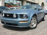 2006 Windveil Blue Metallic Ford Mustang GT Premium Coupe #11883996