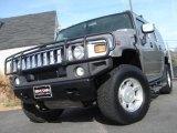 2003 Pewter Metallic Hummer H2 SUV #1152395