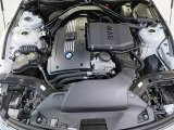BMW Z4 Engines