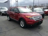 2014 Ruby Red Ford Explorer XLT 4WD #119604224