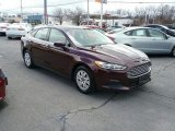 2013 Bordeaux Reserve Red Metallic Ford Fusion S #119604222