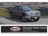 2017 Magnetic Gray Metallic Toyota Tundra SR5 CrewMax 4x4 #119602984