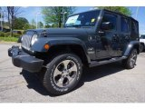 2017 Rhino Jeep Wrangler Unlimited Sahara 4x4 #119603440