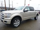 2017 Ford F150 Platinum SuperCrew 4x4 Data, Info and Specs