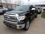 2017 Midnight Black Metallic Toyota Tundra 1794 CrewMax 4x4 #119604386