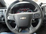 2017 Chevrolet Silverado 2500HD LT Crew Cab 4x4 Steering Wheel