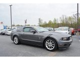 2011 Sterling Gray Metallic Ford Mustang V6 Premium Coupe #119604129