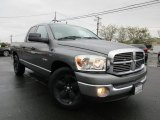 2008 Mineral Gray Metallic Dodge Ram 1500 SLT Quad Cab #119604338