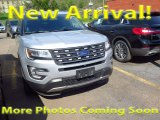 2017 Ingot Silver Ford Explorer Limited 4WD #119604336