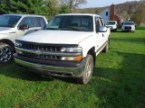 Summit White Chevrolet Silverado 1500 in 2000