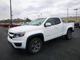 2017 Chevrolet Colorado WT Extended Cab 4x4 Data, Info and Specs