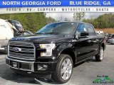 2017 Ford F150 Limited SuperCrew 4x4 Data, Info and Specs