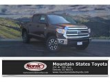 2017 Sunset Bronze Mica Toyota Tundra SR5 CrewMax 4x4 #119719422