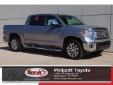 2017 Silver Sky Metallic Toyota Tundra Limited CrewMax #119719815